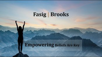 Image for Empowering Beliefs Are Key post