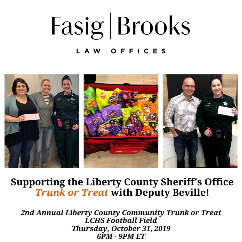 Fasig | Brooks Community Involvement