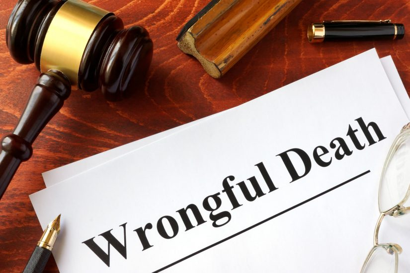 Wrongful death image